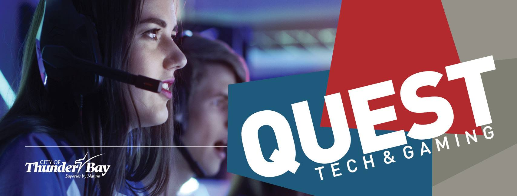Quest Tech & Gaming event